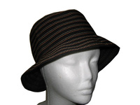 Black Threads Hat
