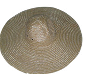 Gianormous Straw Hat - Big Enough for a Japanese Monk!